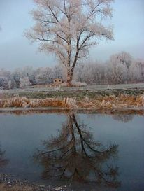 Fotografie, Winterlandschaft
