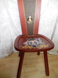 Bemalte möbel, Malerei, Bemalte stühle, Alt
