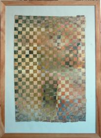 Gelb, Acrylmalerei, Schatten, Abstrakt