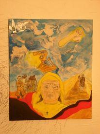 Ordensfrau, Der dirigent, Deutschland, Treppe