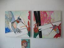 Colibri flatten, Artbrut