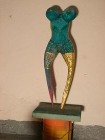 Objekt, Abstrahierte figur