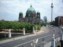 Berlin, Mitte, Fernsehturm, Dom