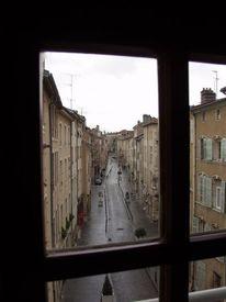 Fenster, Fotografie, Blick, Hinaus