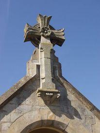 Kreuz, Friedhof, Trauer, Fotografie
