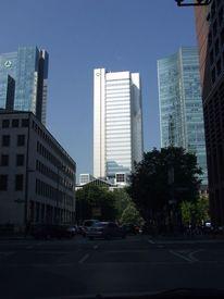 Hochhaus, Frankfurt am main, Fotografie, Architektur