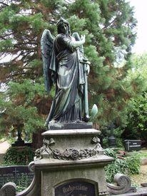 Friedhof, Tod, Trauer, Skulptur