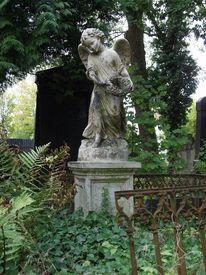 Tod, Trauer, Skulptur, Schmerz