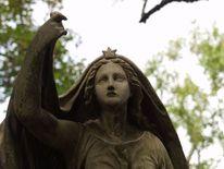 Friedhof, Trauer, Tod, Skulptur