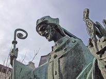 Petrus, Brunnenskulptur, Skulptur, Maastricht