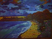 Bucht, Strand, Desert des ariates, Lorsika