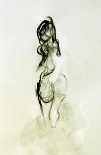 Frau, Zeichnungen