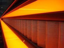 Treppe, Rolltreppe, Licht, Fotografie