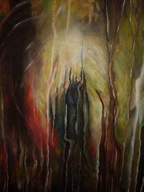Dunkel, Mistyk, Fantasie, Landschaft
