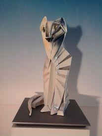 Skulptur, Porzellan, Tierplastik, Tiere