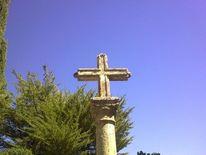 Himmel, Kreuz, Malerei