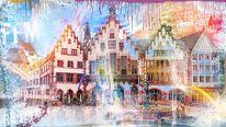 Geld, Rathaus, Ffm, Deutschland