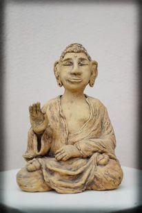 Harmonie, Plastik, Figural, Mönch