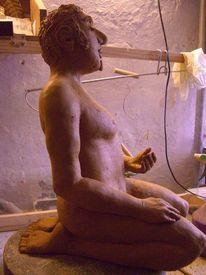 Keramik, Skulptur, Plastik, Figural