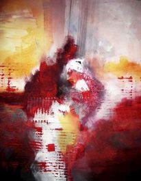 Bewegung, Malerei, Abstrakt