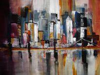 Malerei, New york, York