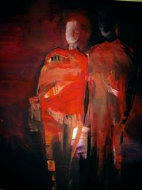 Paar ii, Malerei, Menschen, Paar