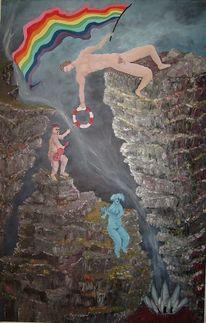 Gefühl, Mythologie, Erotik, Malerei