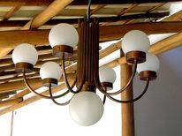 Beleuchtung, Kupfer, Kunsthandwerk, Metall