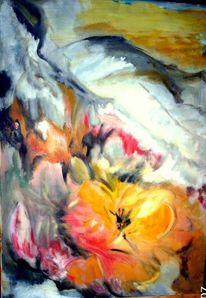 Ölmalerei, Malerei, Alpen