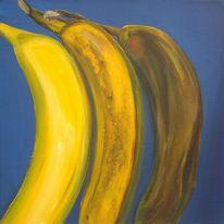 Frisch, Banane, Schlecht, Vergänglichkeit