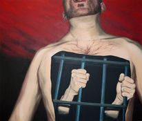 Gitter, Freiheit, Fäuste, Gefangen