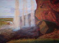 Island, Malerei