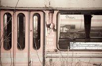 Fotografie, Verfall, Eisenbahn, Alt