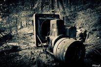 Maschine, Alt, Zeit, Fotografie
