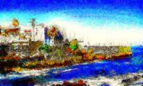 Teneriffa, Baudenkmal, Cruz, Puerto