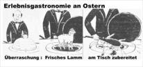 Ostern, Comic, Karikatur, Zeichnungen
