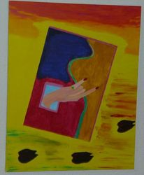 Begleiter, Malerei