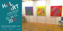 Austellung, Halle, Big apple art, Pop