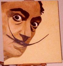 Halle saale, Dalí, Malerei, Teuscher
