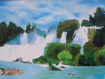 Ölmalerei, Malerei, Bramsche, Acrylmalerei