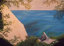 Malen, Bramsche, Natur, Ölmalerei