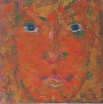 Kopf, Malerei, Menschen, Ölmalerei