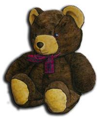 Teddy, Airbrush, Malerei, 2008