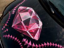 Rot, Kadée, Diamant, Auto