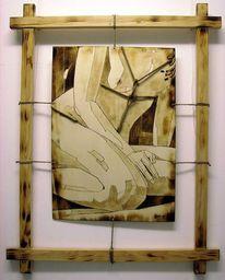 Romantik, Frau, Erotik, Kunsthandwerk