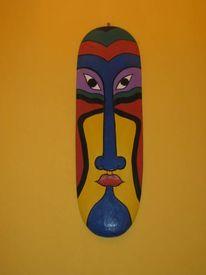 Afrika, Maske, Kunsthandwerk,