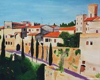 Toskana, Malerei