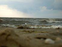 Strand, Watt, Meer, Flut