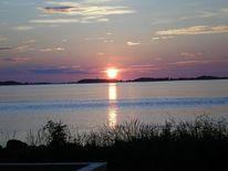 Norwegen, Sonne, Sonnenuntergang, Wasser