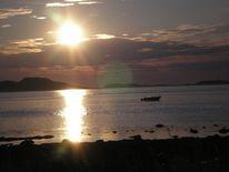 Norwegen, Fotografie, Sonnenuntergang, Landschaft